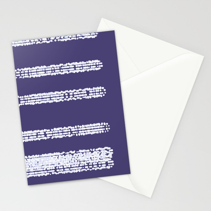 Sequenced Stationery Cards