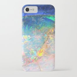 Ocean Opal iPhone Case