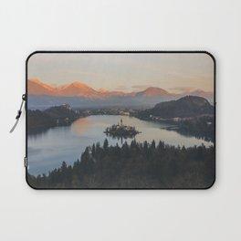 Lake Bled, Slovenia II Laptop Sleeve