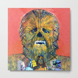 The great Chewy Metal Print