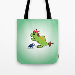 Gobi (and Bugsy) Tote Bag