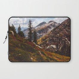 Alpine Autumn Laptop Sleeve