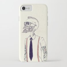 The Gentleman becomes a Hipster  iPhone 7 Slim Case