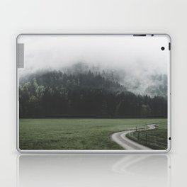 road - Landscape Photography Laptop & iPad Skin
