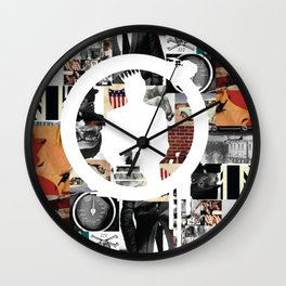 AMERCIAN EXCELLENCE Wall Clock