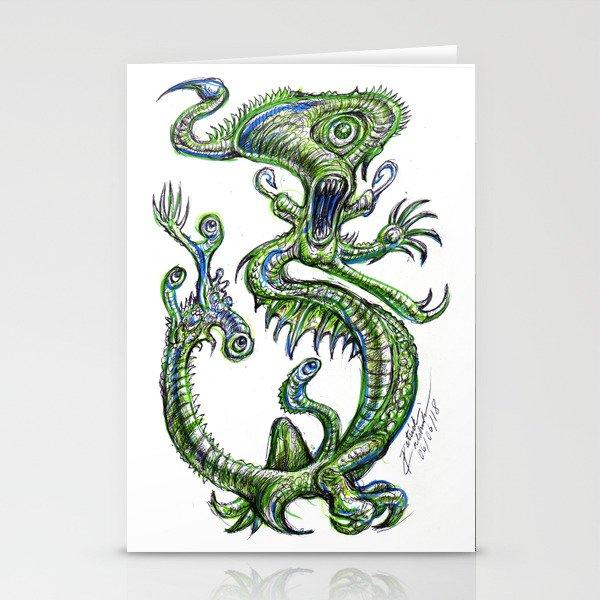 Walking Hybrid Stationery Cards