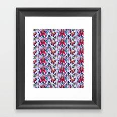 Flight of the Butterflies Framed Art Print