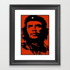 Che Bit Framed Art Print