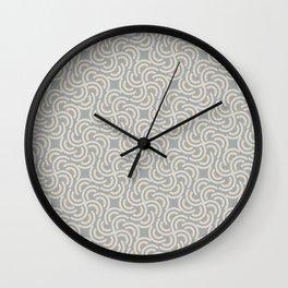 Hokusai - Aquos 3 Wall Clock