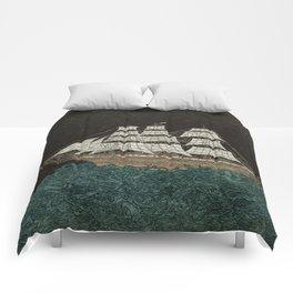 Tall Ship Comforters