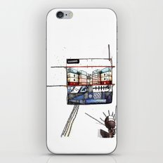 Container Love iPhone & iPod Skin