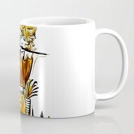 The Flute Muscian Coffee Mug