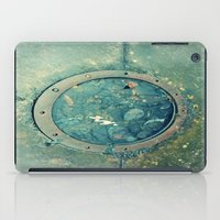 portal iPad Cases featuring Portal by Labartwurx