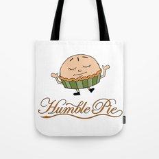 Humble Pie Tote Bag
