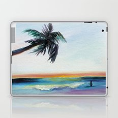 Be Back At Sunset Laptop & iPad Skin
