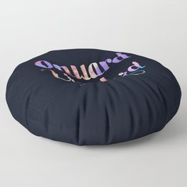 The sky is the limit Floor Pillow