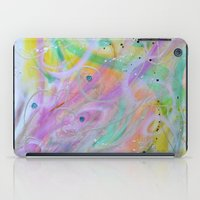 nursery iPad Cases featuring Star Nursery by Duende As Art