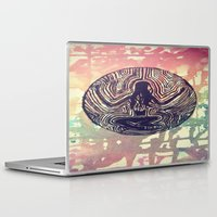 psych Laptop & iPad Skins featuring Psych Trap by ArtAngel
