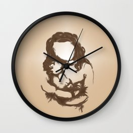 Motherhood Wall Clock