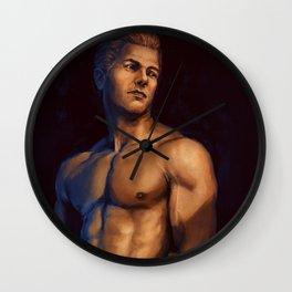 Cullen nude study dragon age inquisition templar Wall Clock