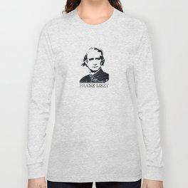 Franz Liszt Long Sleeve T-shirt