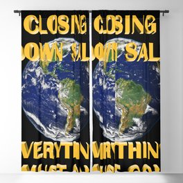 Everything Must Go 02 Blackout Curtain
