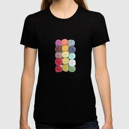 Great balls of wool T-shirt
