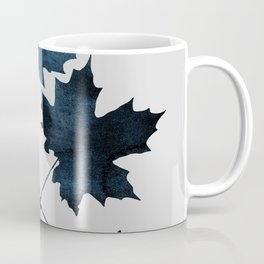 Watercolor Leaves 8 Coffee Mug