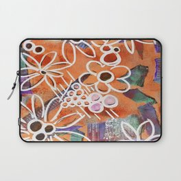 Flowers in Your Journal Laptop Sleeve