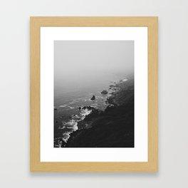 Muir Beach  Framed Art Print