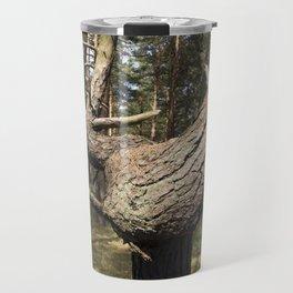 DEEP SUMMER FOREST - tree of phantasy Travel Mug