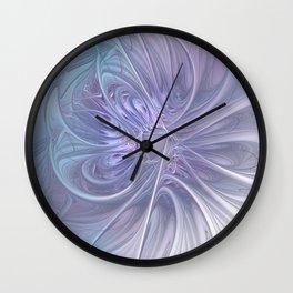elegant flames on texture Wall Clock