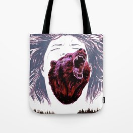 Cry for the lost Tote Bag