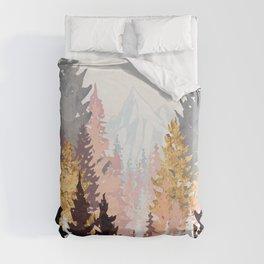 Wine Forest Duvet Cover