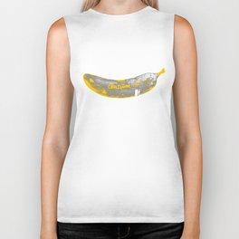 Banana Drop Biker Tank