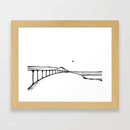Landscape 110313 Framed Art Print
