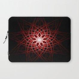 Mandala - Flame Flower Laptop Sleeve