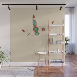 Love Language Wall Mural