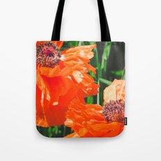 Poppy Love 3 Tote Bag
