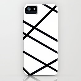 Related Lines iPhone Case