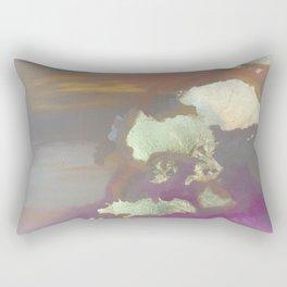 Looking East Rectangular Pillow