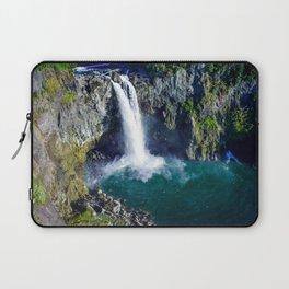 Twin Peaks Falls Laptop Sleeve
