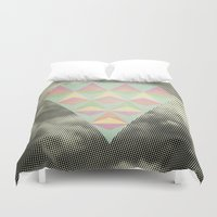 diamond Duvet Covers featuring Diamond by Metron