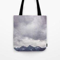 Born to hike Tote Bag