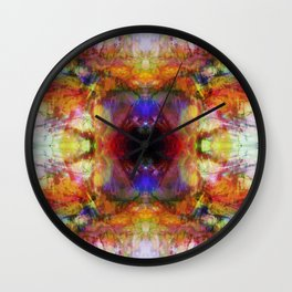 The glass dream Wall Clock