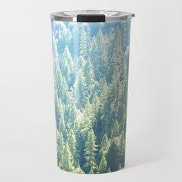 California trees Travel Mug