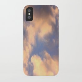Movin On Up iPhone Case