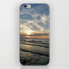 Georgian Bay Sunset iPhone Skin