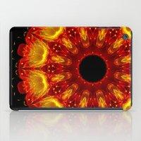 phoenix iPad Cases featuring Phoenix by Mr. Pattern Man