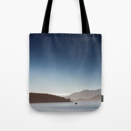 San Juan Islands Tote Bag